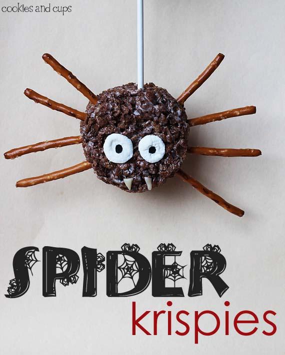 Spider Krispies