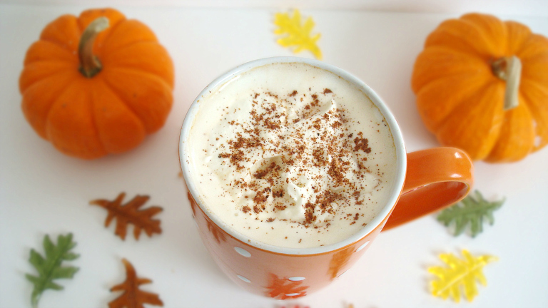 Sugar Free Pumpkin Latte