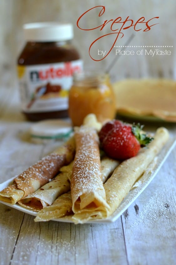 Crepes by Place of My Taste .(1)