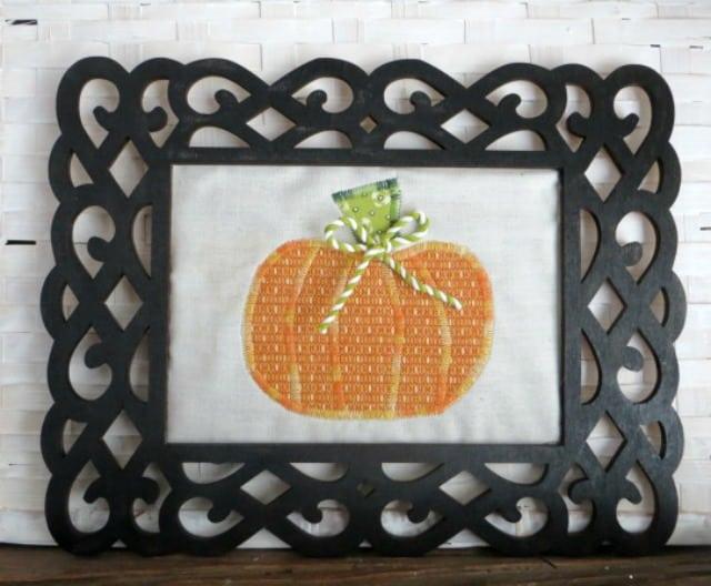 Pumpkin Wall art 5