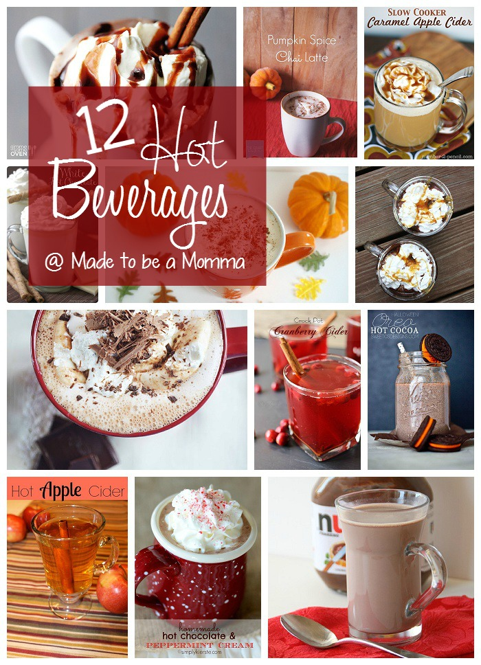 12 Hot Beverages Roundup