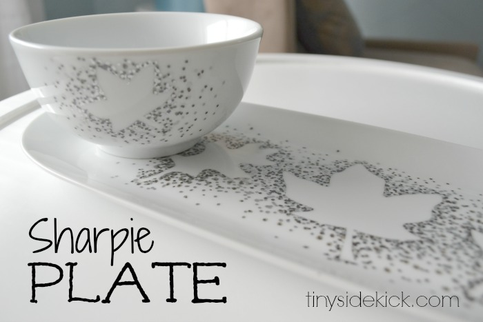 sharpie-plate-leaf-silhouette