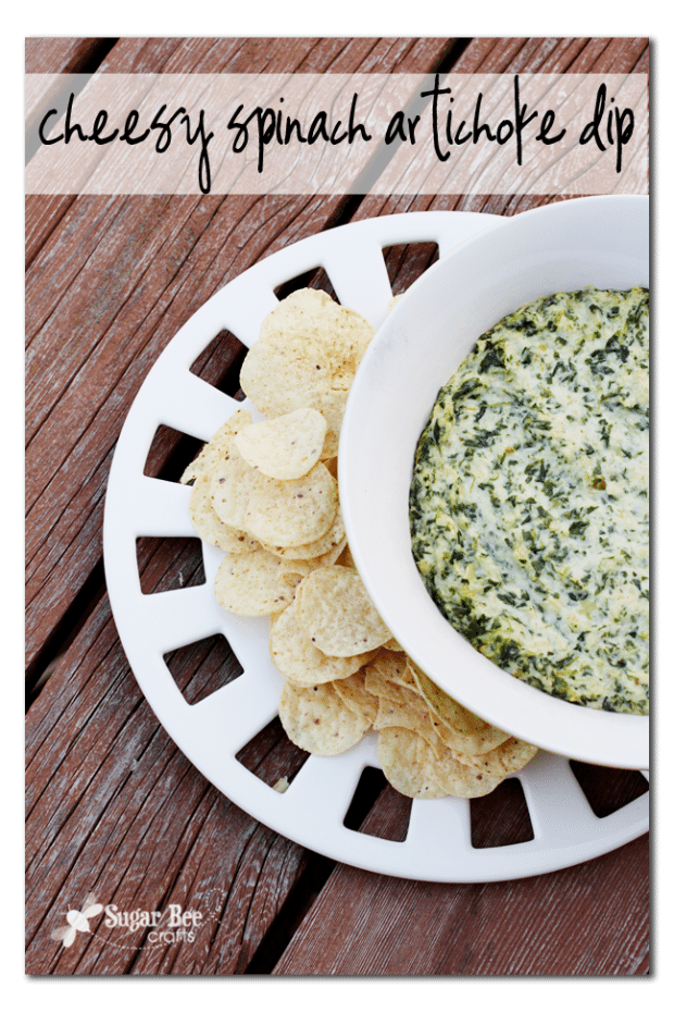 cheesy spinach artichoke dip kraft recipe