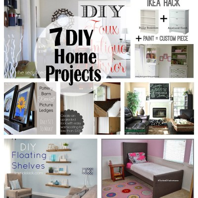 7 Diy Home Projects