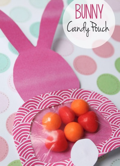 Bunny Candy Pouch