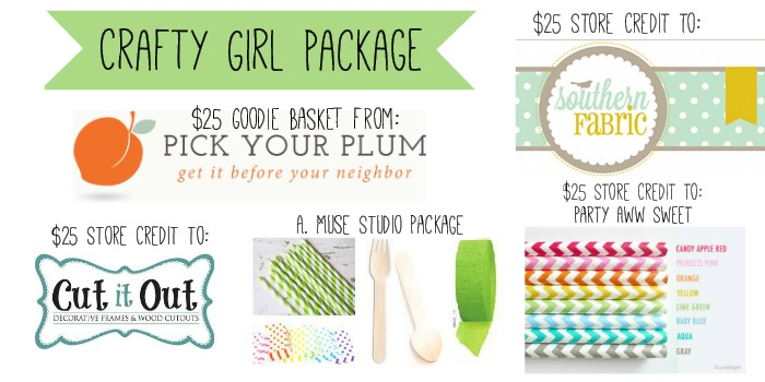 Crafty Girl Package