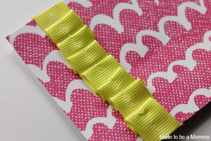 Ruffled Ribbon