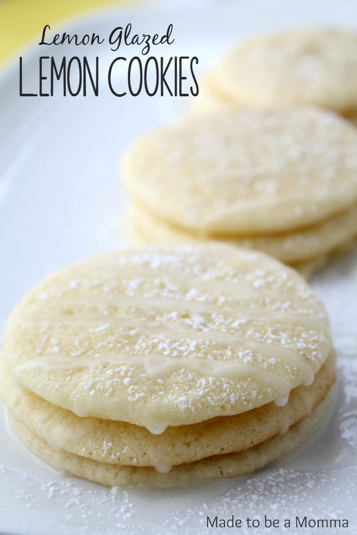 glazed grapefruit cookies glazed apple cookies glazed lemon cookies ...