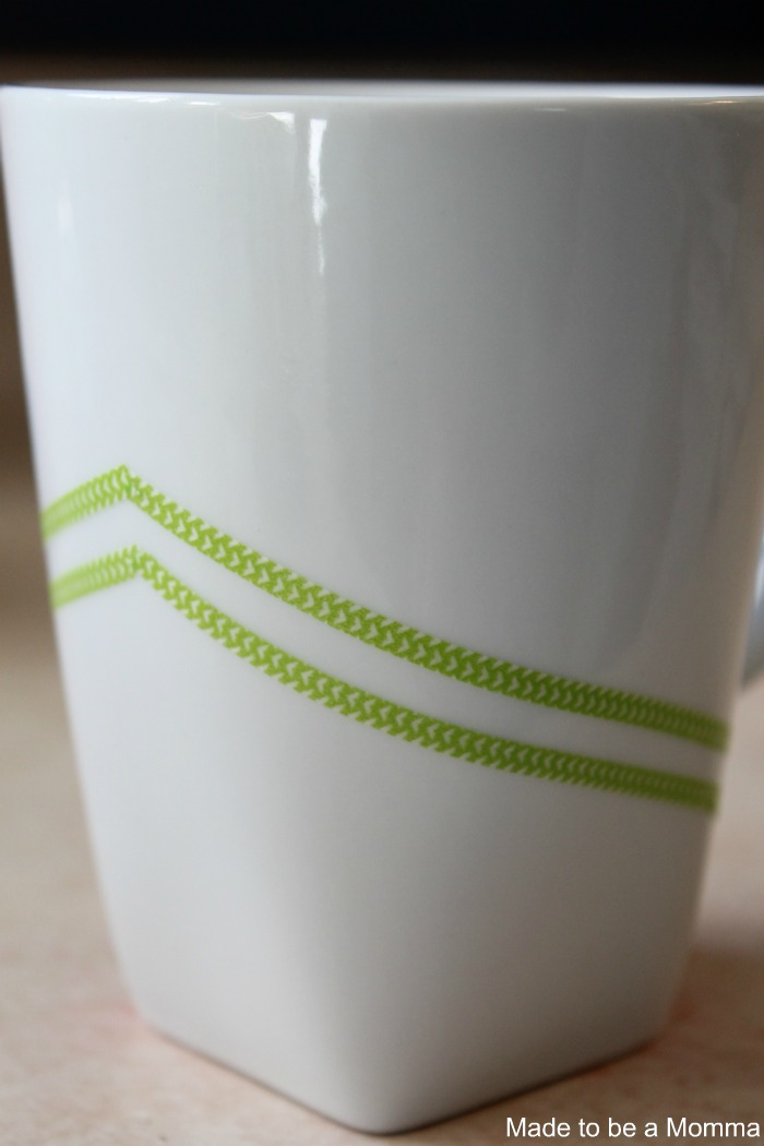 Mug Stencil