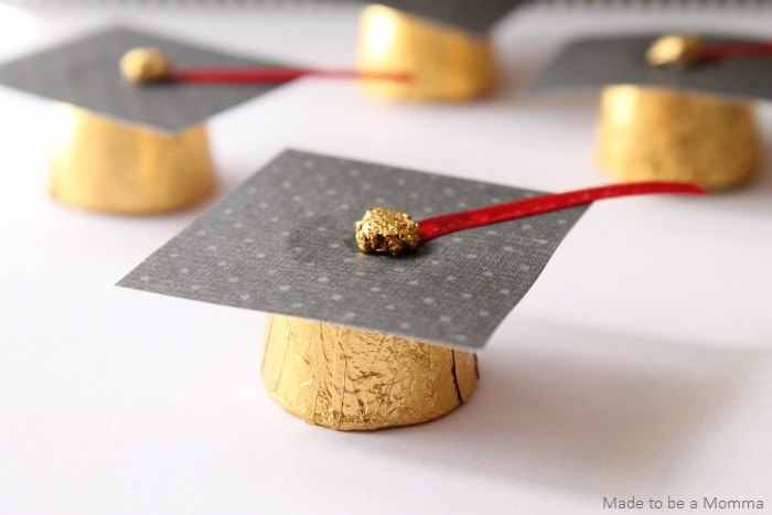 Graduation Cap Rolo Favors Made To Be A Momma