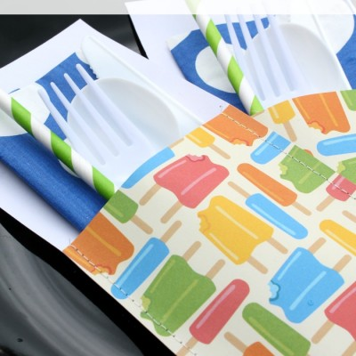 Grab N' Go Picnic Silverware Kit