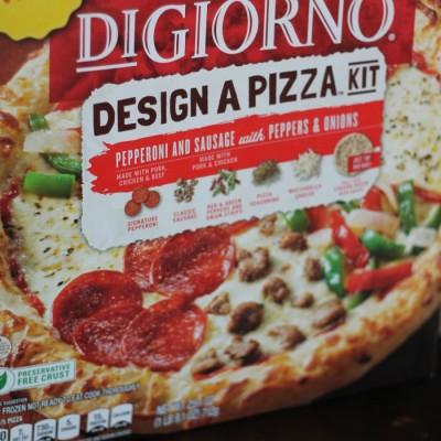 Design a Pizza with DiGiornio
