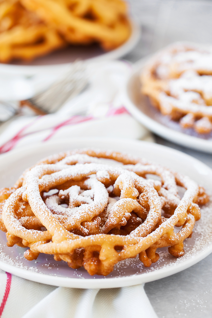 How To Make Funnel Cake Mix
