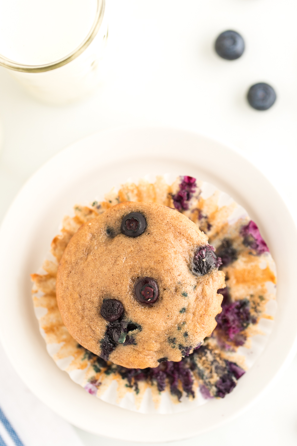 blueberry greek yogurt muffin recipe
