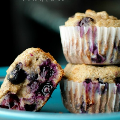 Blueberry Greek Yogurt Muffins & Savings with Price Chopper