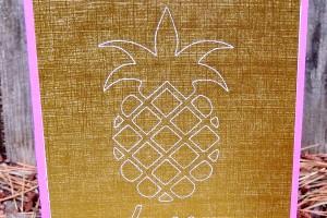 pineapple-card