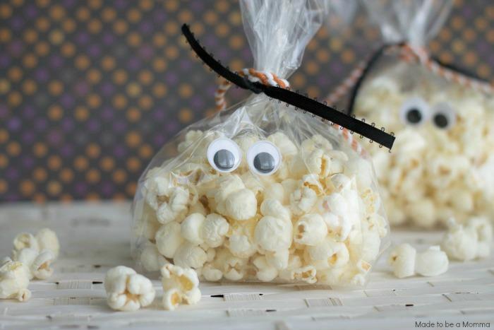 Ghost-Popcorn-Bags