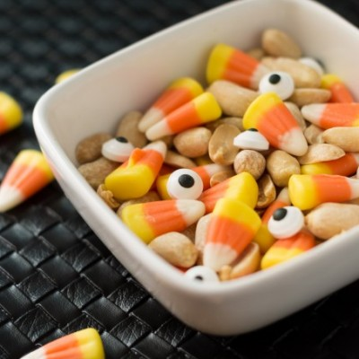 Sweet & Salty Halloween Treat