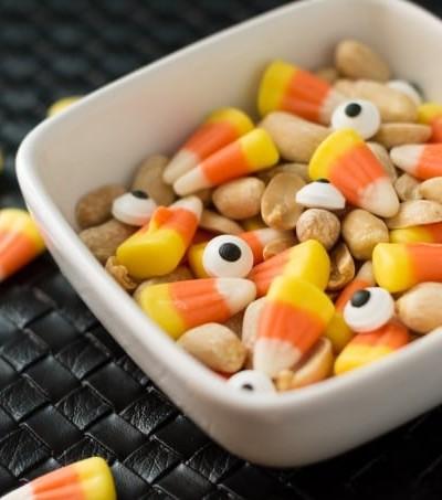 Sweet & Salty Halloween Treat