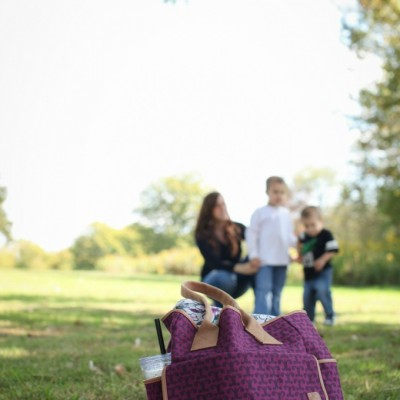 "10 ""Mom on the Go"" Bag Essentials"
