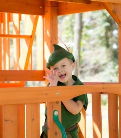 Peter Pan & Mr. Smee Halloween Costume