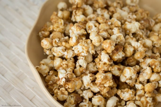 Pumpkin Spice And Chocolate Caramel Corn Recipes — Dishmaps