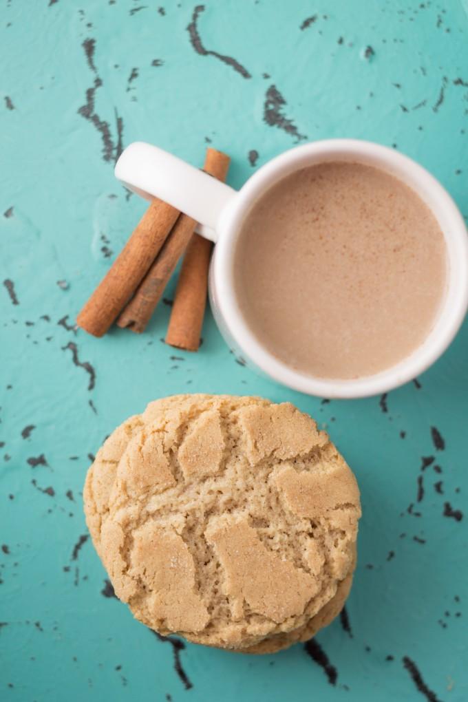 Vanilla Bean Chai Snickerdoodle Cookies-6987