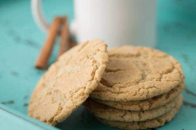 Vanilla Bean Chai Snickerdoodle Cookies-6991