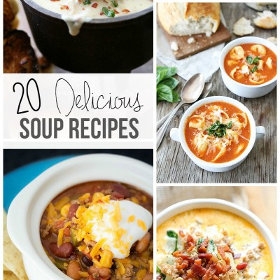 20 Delicious Soup Recipes