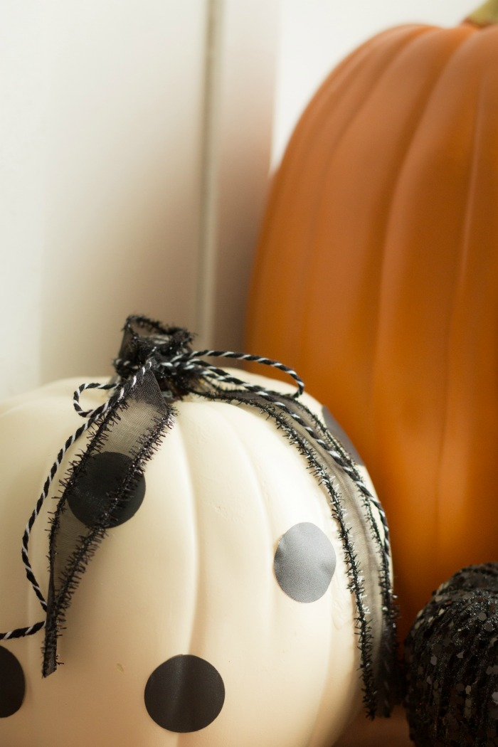 Black and White PUmpkin-7186