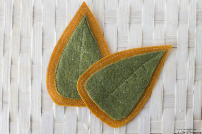 Leaf-Coasters