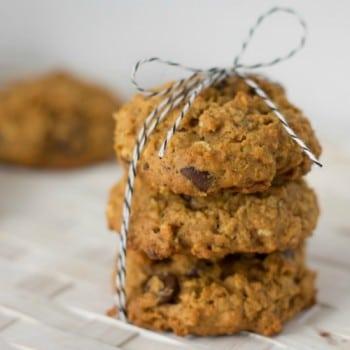 Pumpkin Chocolate Chip Cookies-6502