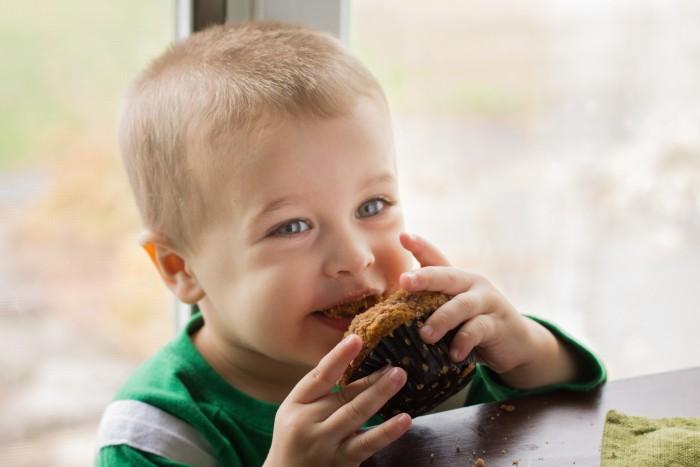 Pumpkin Streusel Muffins-7535