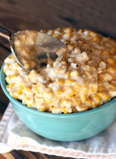 Slow Cooker Creamed Corn: Guest Post