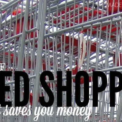 The Art of Speed Shopping & How It Saves You Money