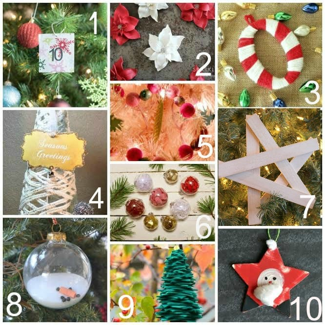 trim the tree 1 - Candy Ornaments For Christmas Tree