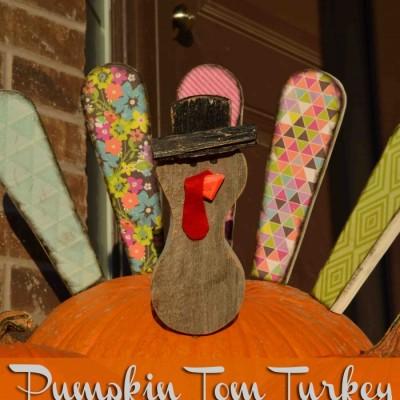 Pumpkin Tom Turkey