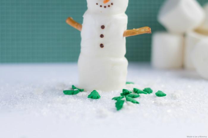 Bottom of Snowman