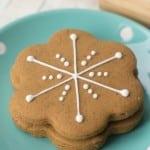 Snowflake Gingerbread