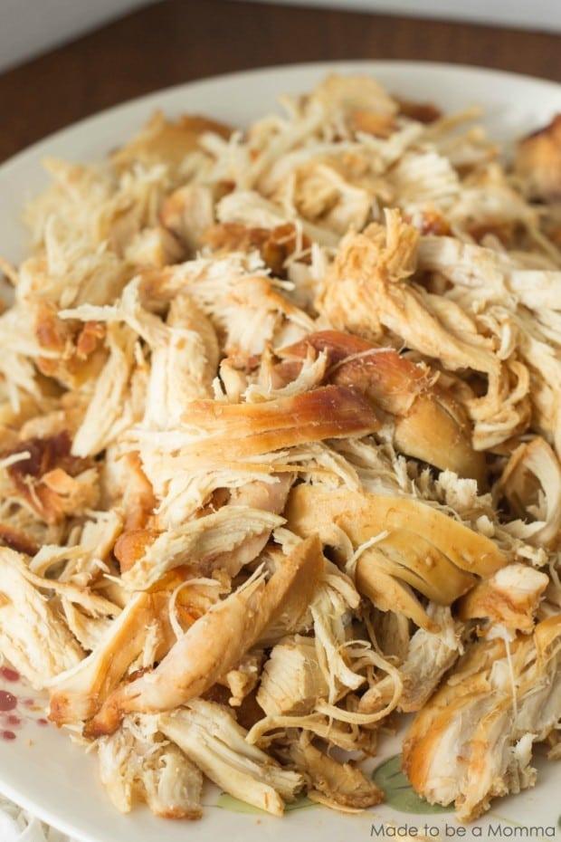 Shredded Chicken