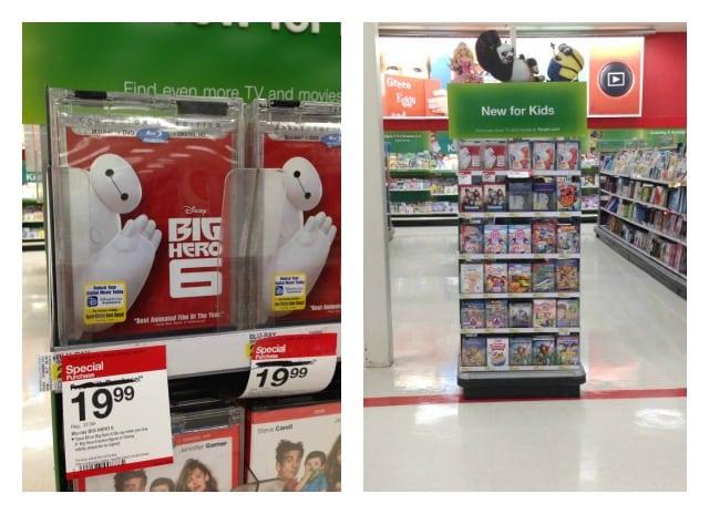 Big Hero at Target
