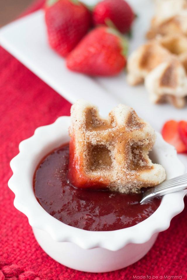Jelly Waffle