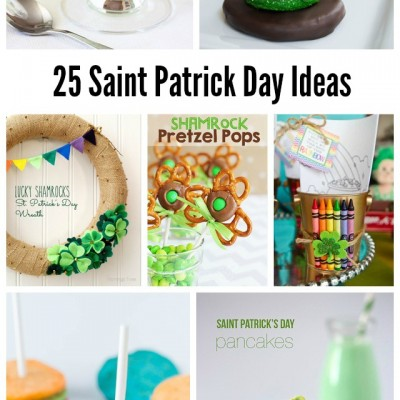 25 Saint Patricks Day Ideas