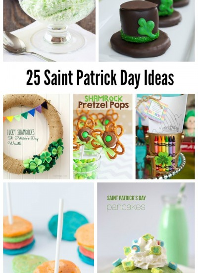 25 Saint Patricks Day Ideas