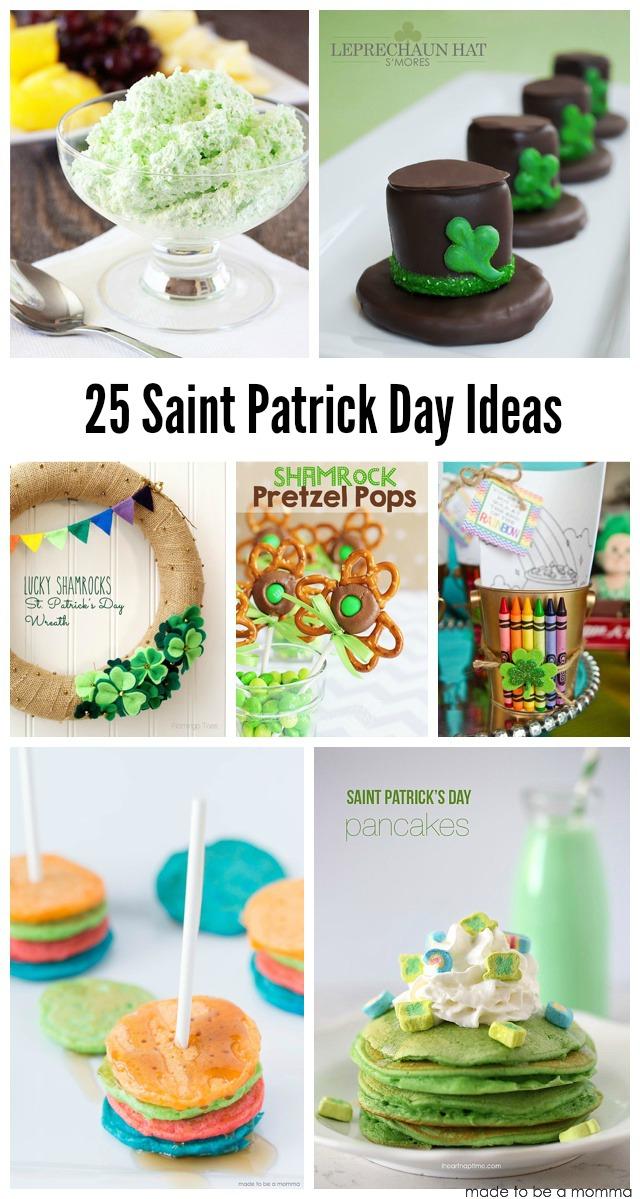 Saint Patricks Day Ideas