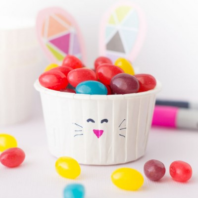 Jelly Bean Bunny Favor