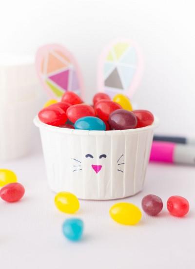 Jelly Bean Bunny Favor
