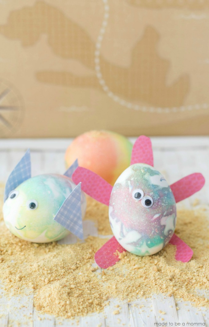 Sea Creature Eggs