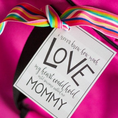 Mother's Day Quote Printable {Freebie}