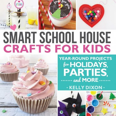 Smart School House: Crafts for Kids Book